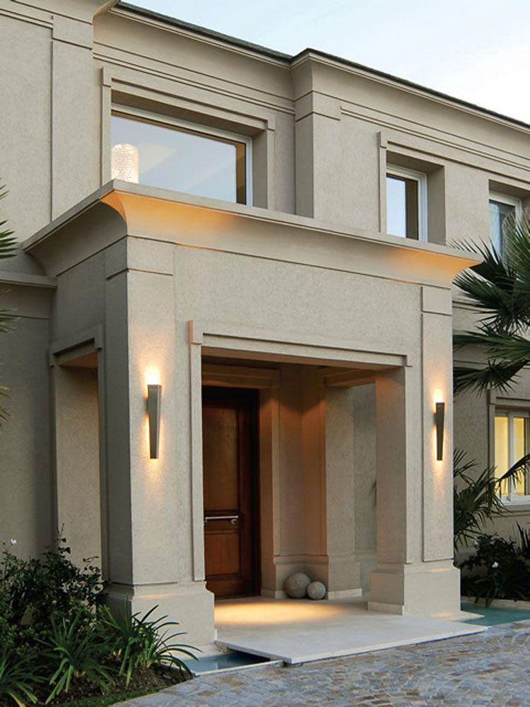 Franc s contemporaneo oppel arquitectura casa for Fachadas de casas clasicas