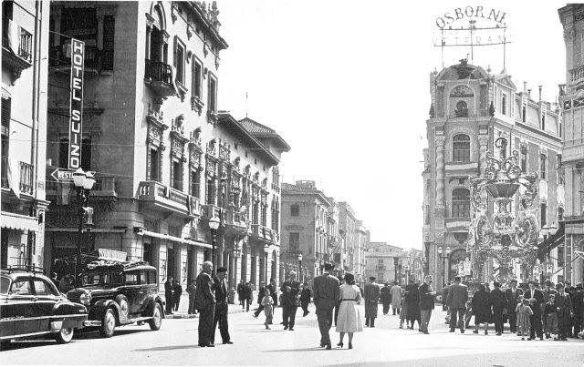 Puerta del Sol. Castellón
