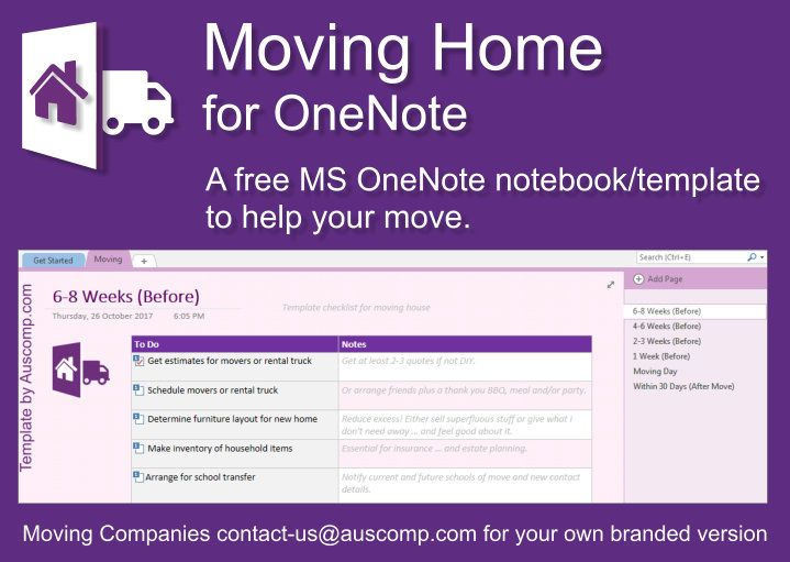 pin by auscomp com on free ms onenote templates in 2019