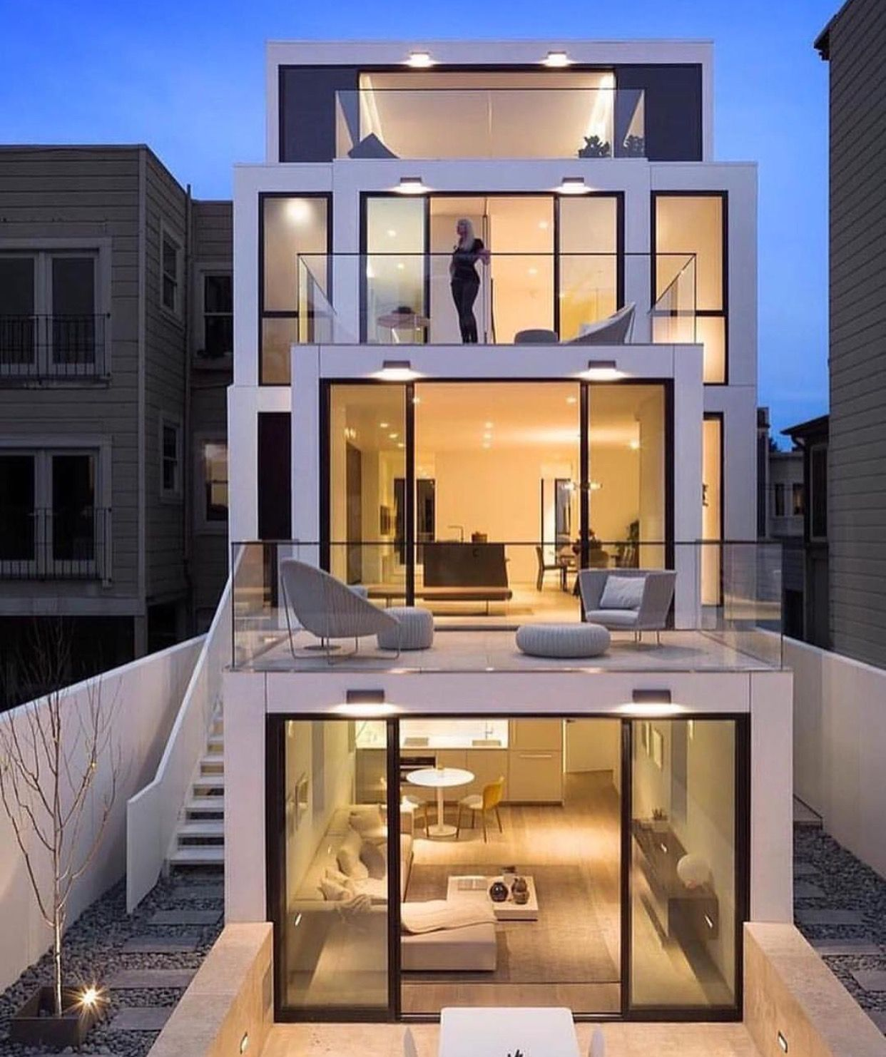 flat house from san francisco also home pinterest design rh