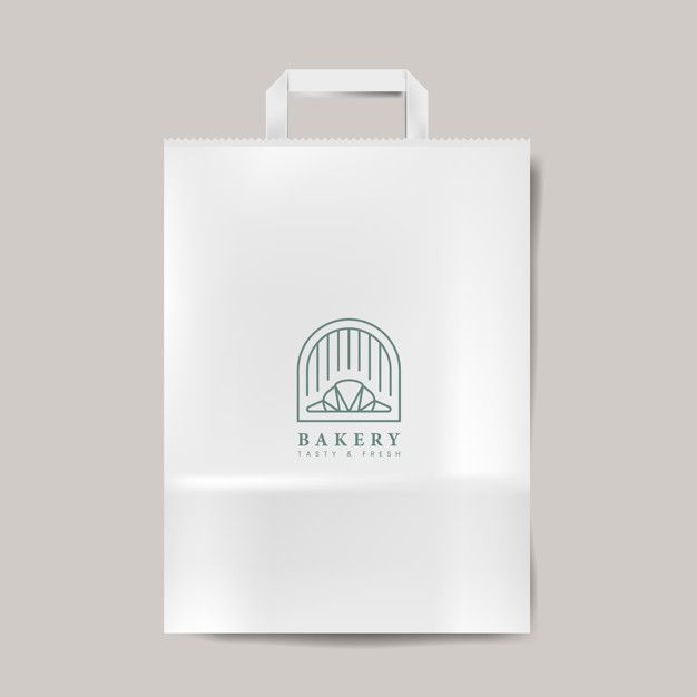 Download Download Paper Bag Mockup Isolated Vector For Free Bag Mockup Design Mockup Free Paper Bag
