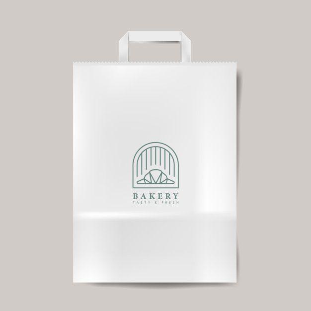 Download Download Paper Bag Mockup Isolated Vector For Free Bag Mockup Design Mockup Free Paper Bag