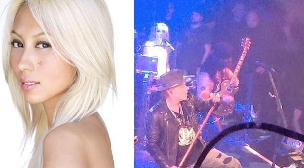 Y un día, Axl Rose y Slash volvieron a tocar juntos en Guns N' Roses | Big Bang! News | Noticia de Show