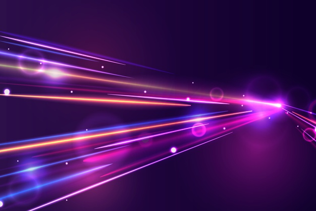Download High Speed Lights Trail Background For Free Light Trails Background Futuristic Background