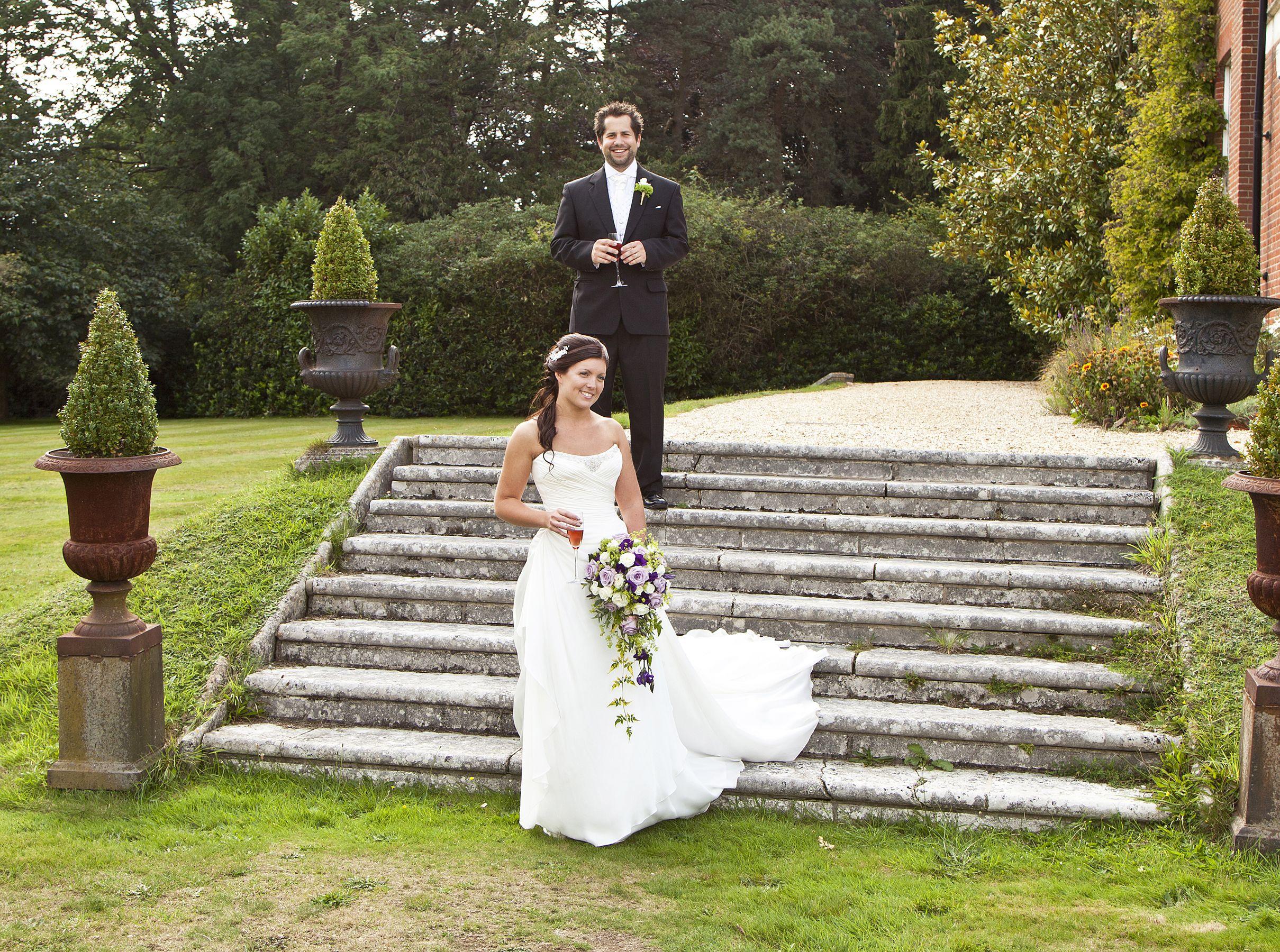 Rownhams house weddings pictures
