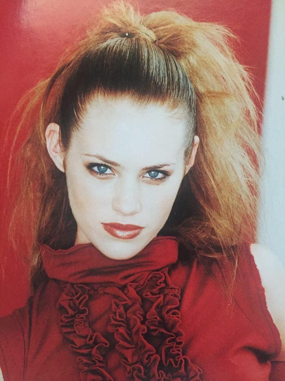 Fabuloso peinados con coletas altas Imagen de tutoriales de color de pelo - Hay peinados con coleta igual que gustos: Coletas altas ...
