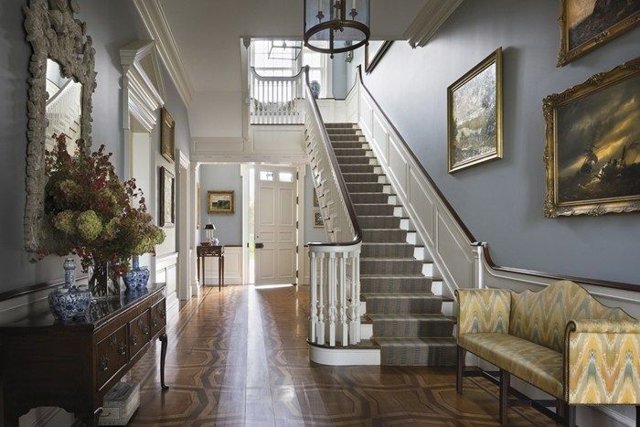 Classic Homes by Architecture Firm Ferguson & Shamamian #decorationentrance