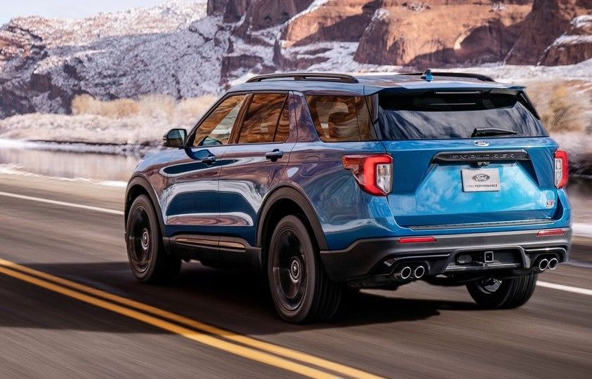 Ford Explorer ST 2020 Design, Specs, Interior, Price