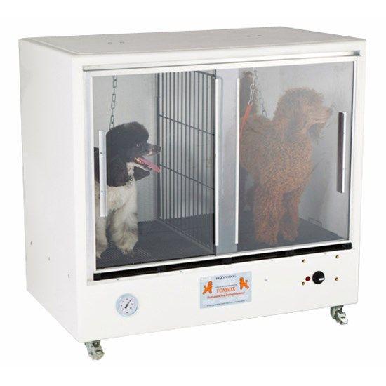 Dezynadog Easy Clean Automatic Dog Dryer   Drying Cabinets   Drying U0026  Blasting   Grooming