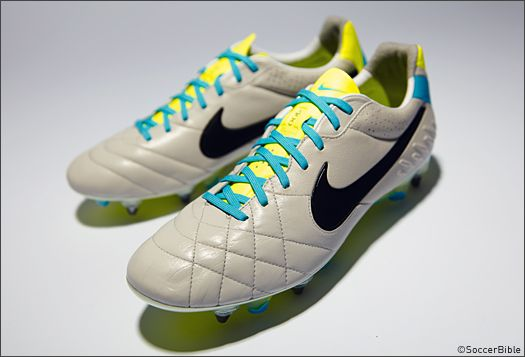Nike Tiempo Topped Up With Summer Flavour - Football Boots