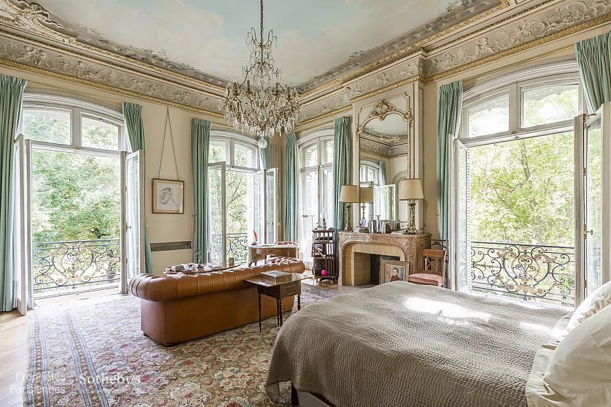 Hotel Particulier  U00e0 Vendre Paris 8 Pr U00e8s Du Parc Monceau