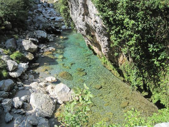 Asturias, España: el agua en los picos de europa