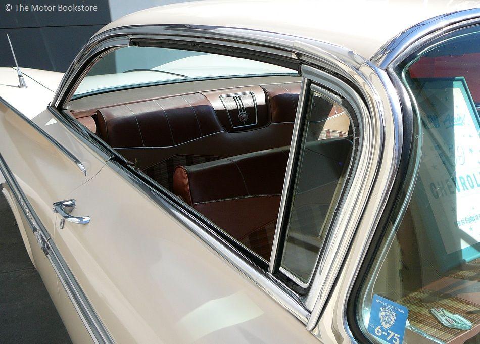 1959 1960 Chevrolet Passenger Car Shop Manual Supplement S M15 Chevrolet 1959 Chevy Impala Disney Cars