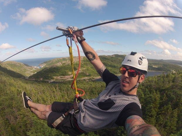 Gopro Photo Of The Day For 18 Aug North Atlantic Ziplines The Adventure Blog Gopro Photos Gopro Pictures Gopro