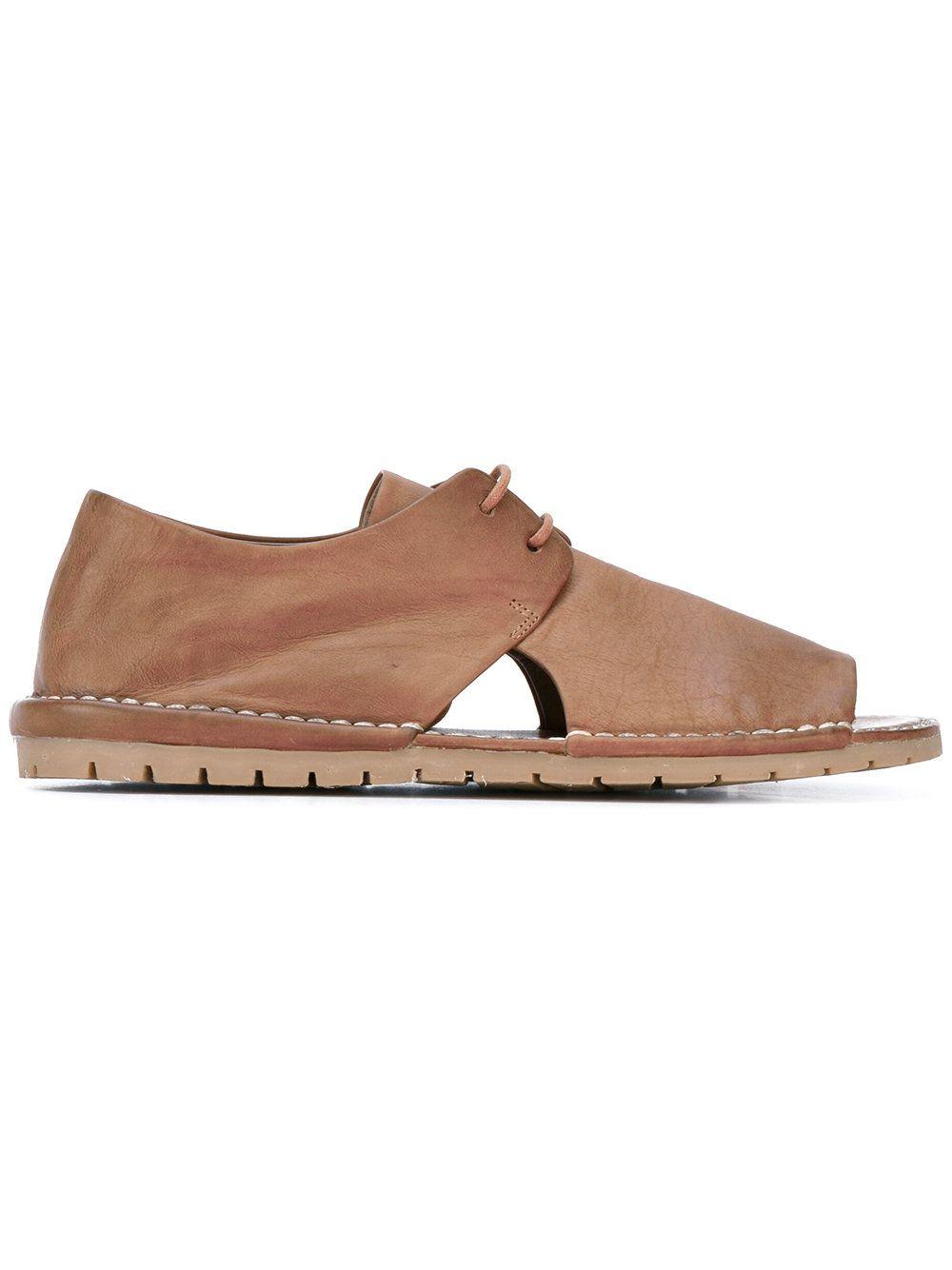 Marsèll open toe lace-up sandals