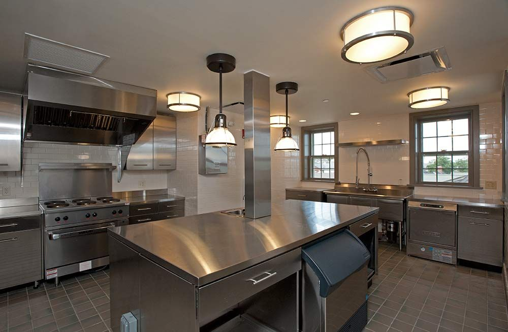 Here Are The Coolest Industrial Kitchen Designs That