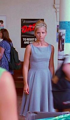 buffy season 3, homecoming | Celebrities female, Buffy ...