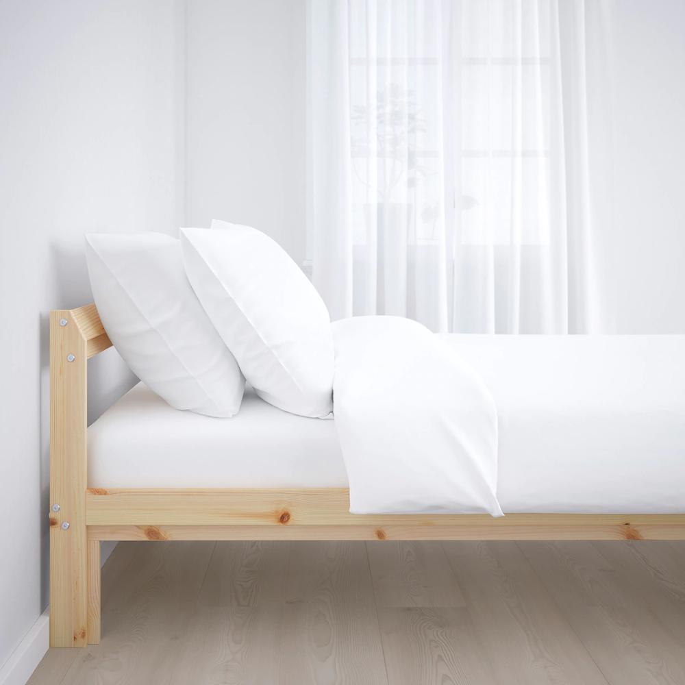Ikea Neiden Pine Birch Luroy Bed Frame Bed Frame Bed Slats