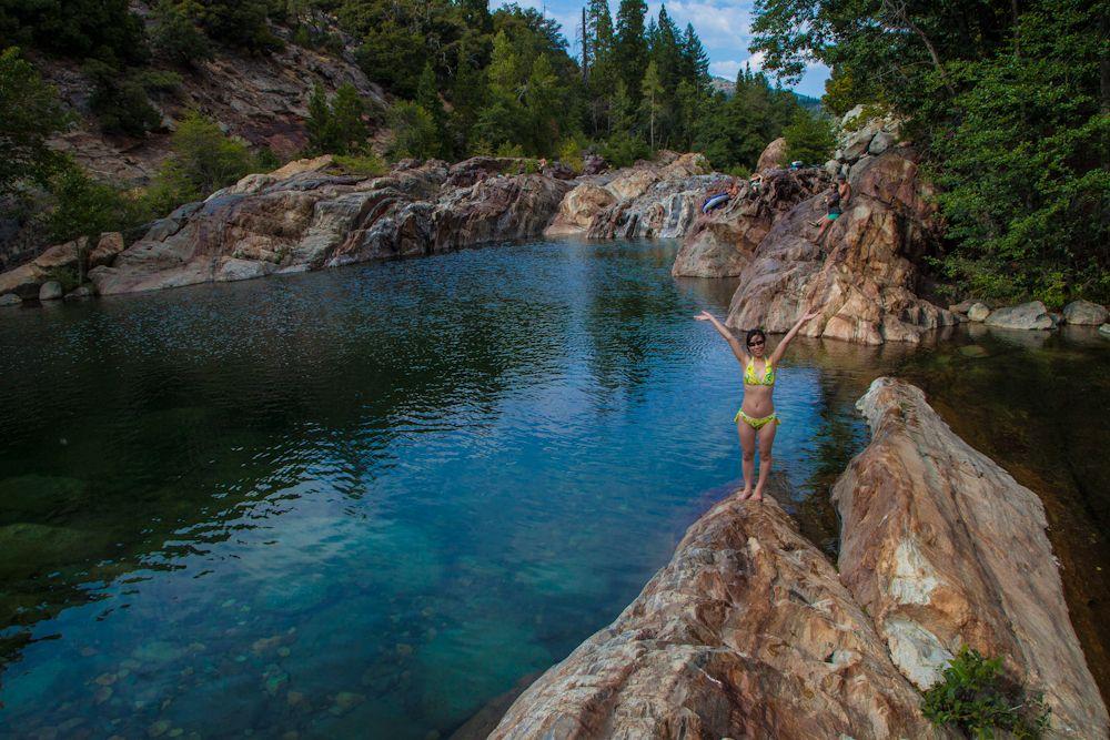 The Potholes Carson Pass Ca Grass Valley California Swimming Holes California Travel