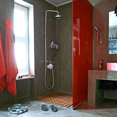 Browse Through The Best Bold Colour Bathroom Photos And Find Inspiration For Interior Design Ideas And Home Decor Style At Redonline