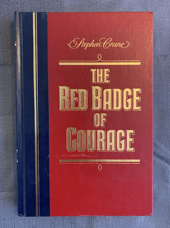 The Red Badge Of Courage Stephen Crane Reader S Digest Hardcover By Bythebaybooks On Etsy In 2020 Stephen Crane War Novels Little Golden Books
