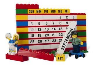 Building Your Calendar Year In Lego Bricks Lego Calendar Lego