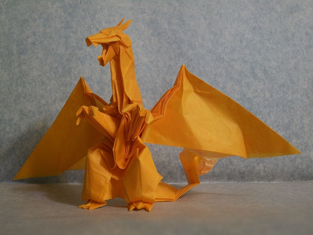 Gotta Fold Em All Pokemon Origami From The Best Generation Part 1