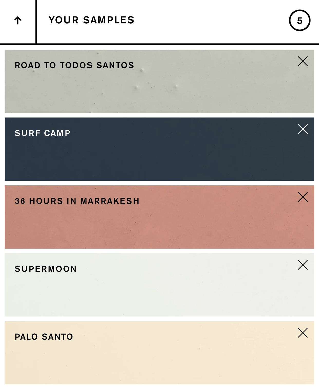 Backdrop Paint Palette Colors Paint Color Palettes Loft Inspiration Premium Colors