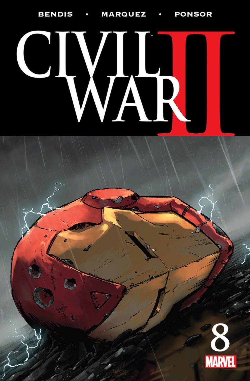 Civil War II #8 Review