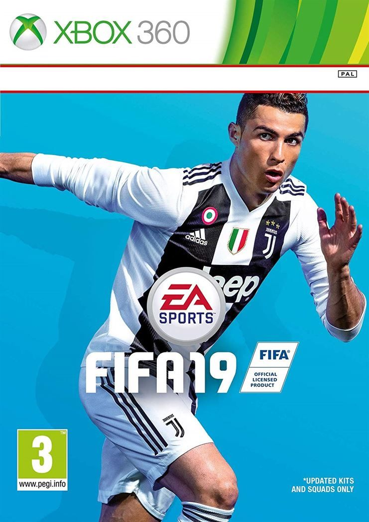 Download FIFA 19 Xbox 360 ISO Free Full | Xbox 360 ISO Games | Xbox