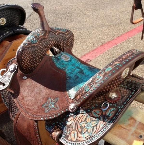 13 double j saddle