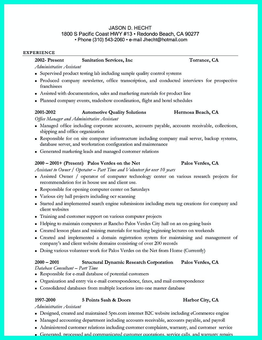 12+ Cocktail server resume objective Resume Examples