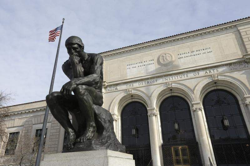 Detroit bankruptcy judge questions creditors' effort to challenge DIA's art valuation