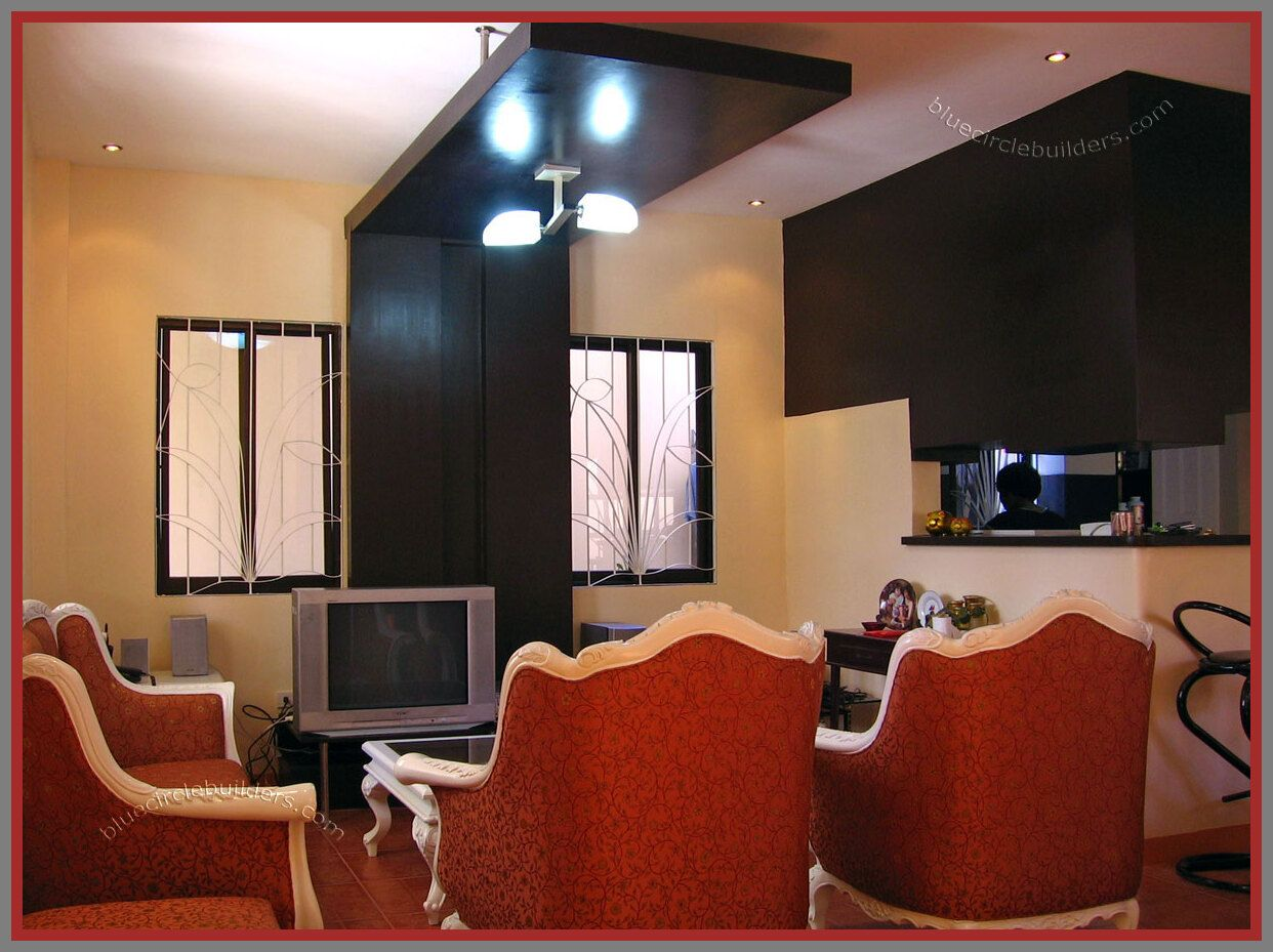 119 Reference Of Living Room Design Filipino Style In