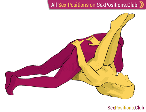 Rainbow sex position