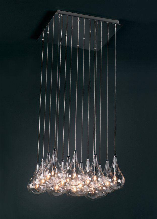 Very Thomas Edison  Love the Larmes Pendant Fixture by ET2 lighting. & Very Thomas Edison