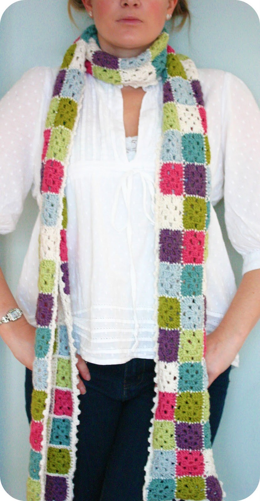 Coco Rose Diaries: I want this scarf! So cute! | tejidos | Pinterest ...