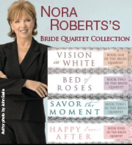 Torcendo para @BertrandBrasil trazer para nós - Nora Roberts's Bride Quartet (Penguin Classics) by Nora Roberts, http://www.amazon.com/dp/B004Q7CIDU/ref=cm_sw_r_pi_dp_XJ0.pb0G1EB75