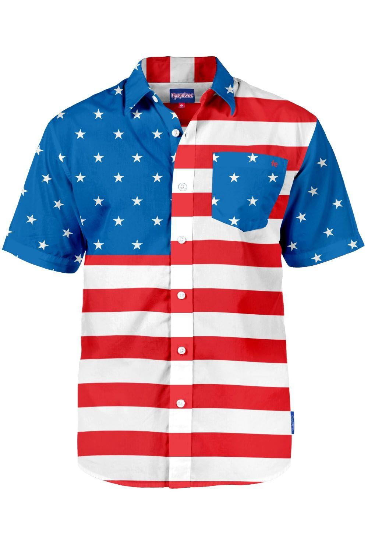 The Flag Shirt Mens Hawaiian Shirts Shirts Men Shirt Style