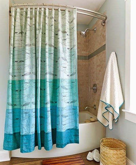 Chic, Coastal Inspired Guest Room And