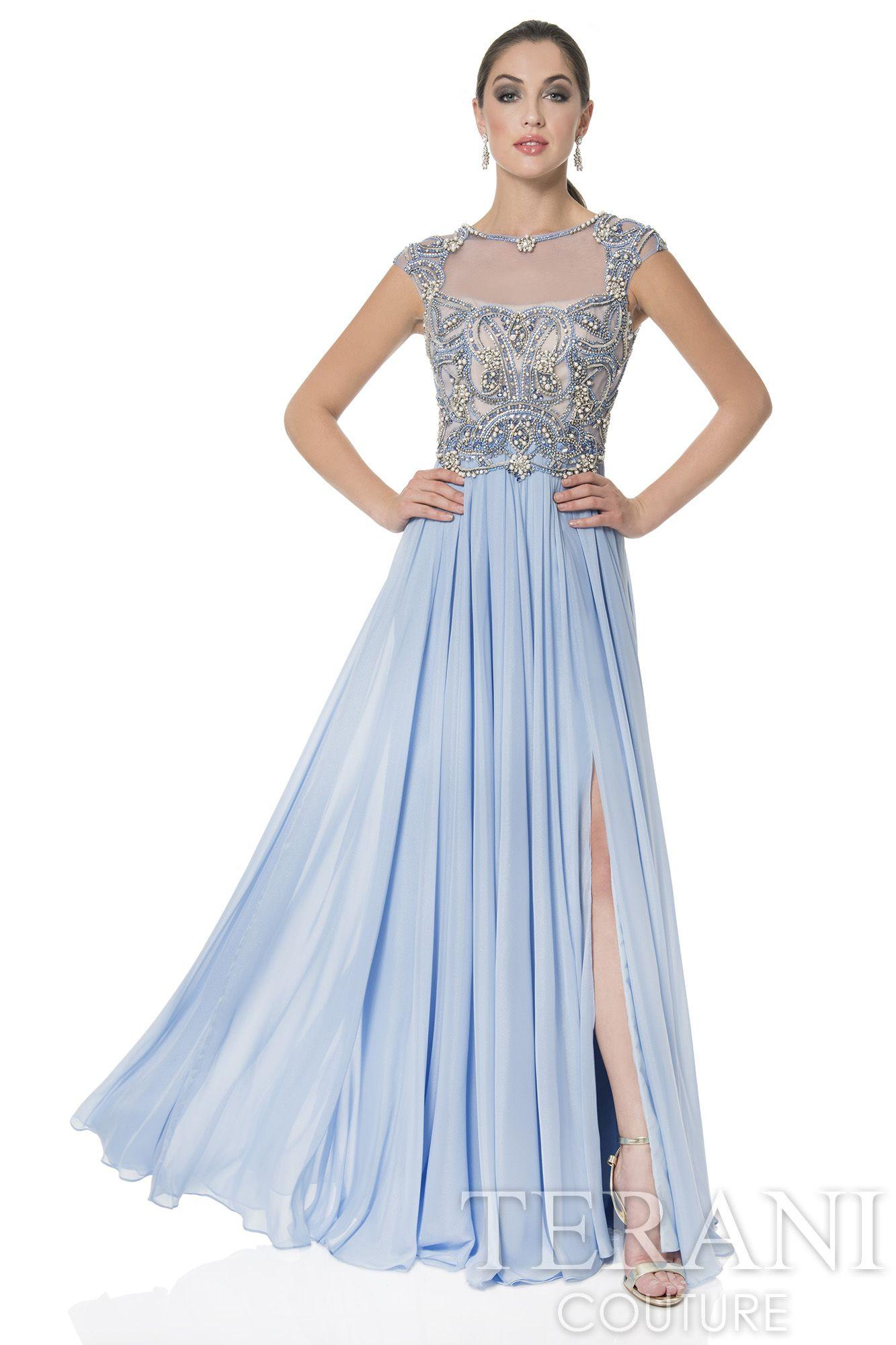 Terani Couture MoB Dresses 1613M0712 - USA Prom Dress http://bit ...