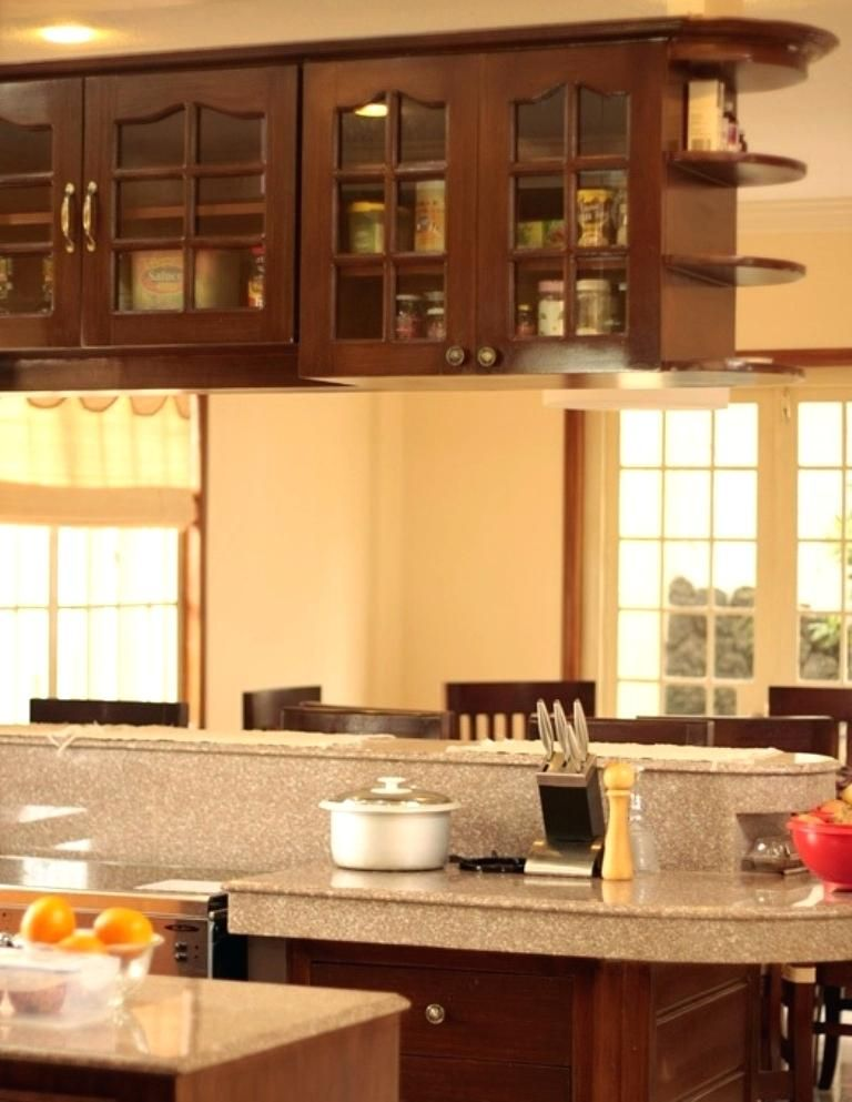 Hanging Kitchen Cabinets Hanging Upper Kitchen Cabinets How To