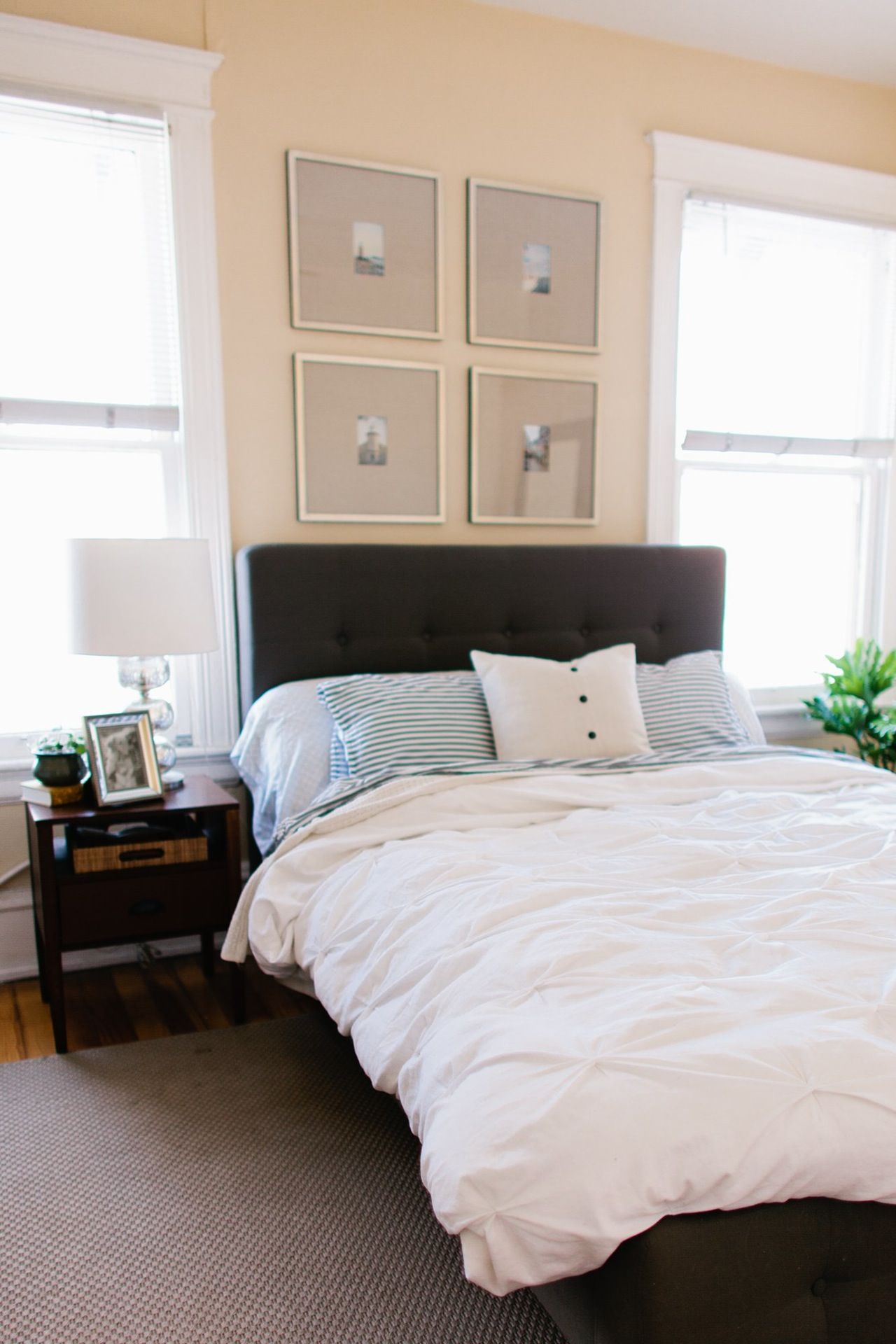 A MidC + Modern Mix in Denver (With images) Bedroom