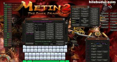 Nors Metin2 Hile Multihack Damage Hack Level Bot 7x Hilesi
