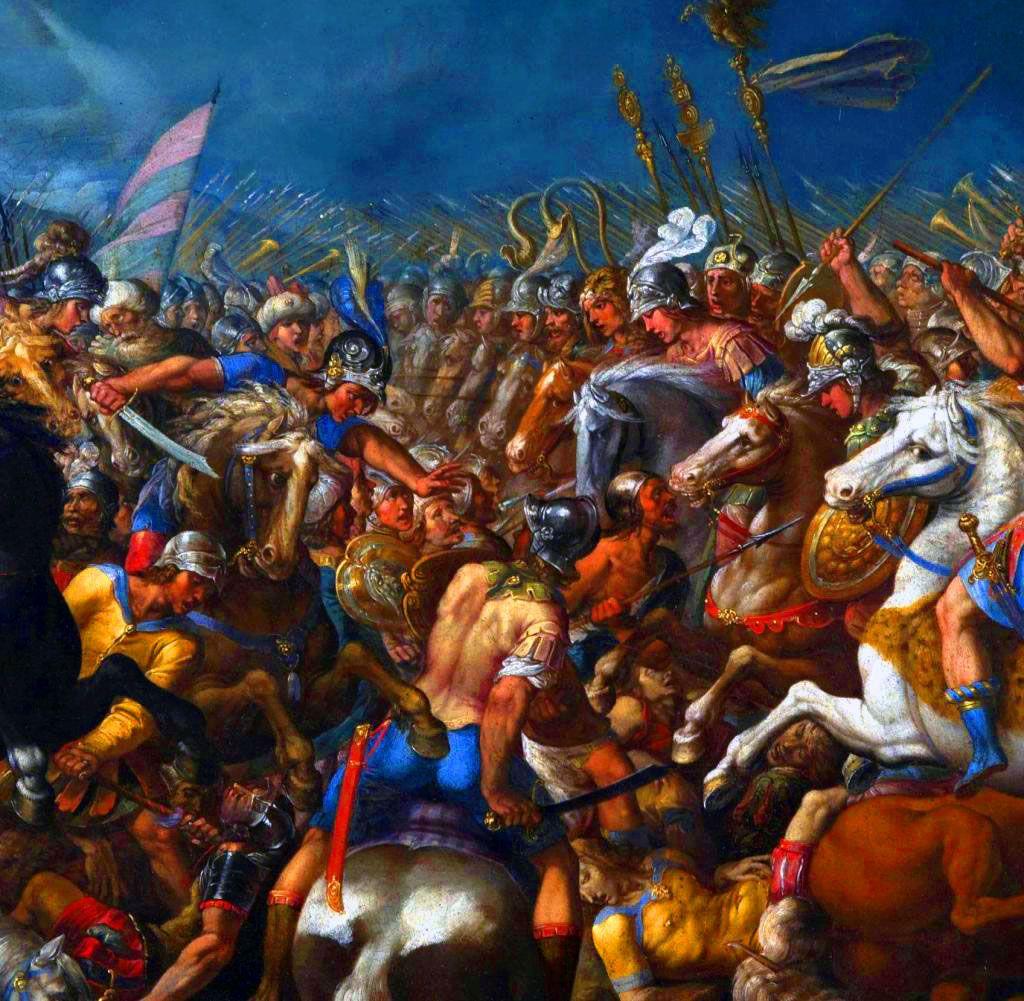 Scipio africanus, conqueror of carthage
