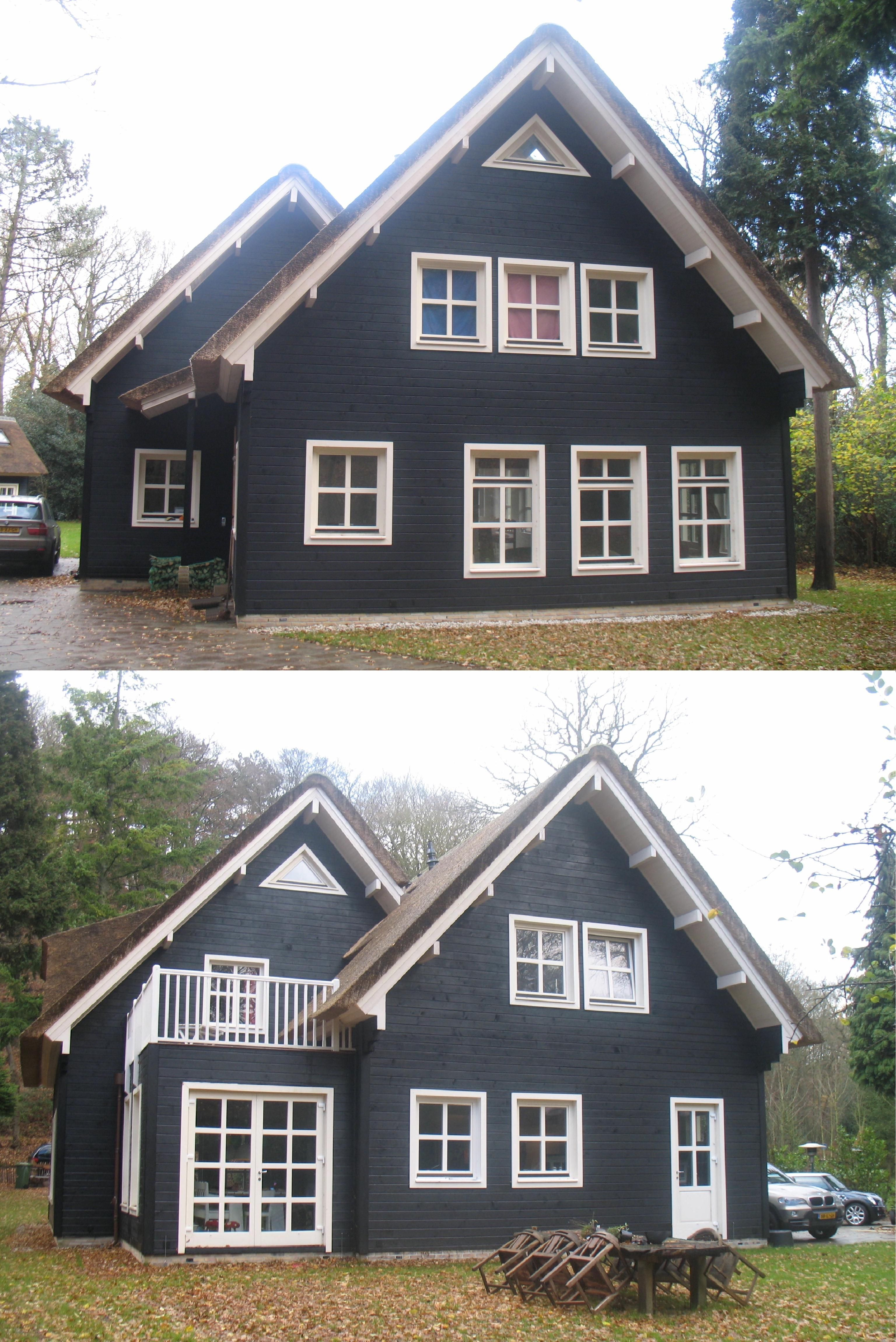 Droomhuis 3 England Housesexterior Paint Ideasblack
