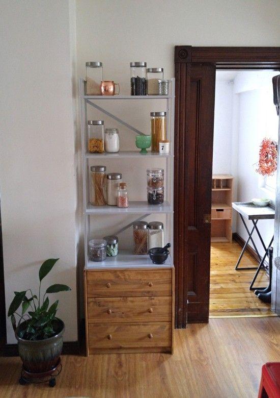 L tag re draget la commode rast un meuble de rangement for Ikea draget