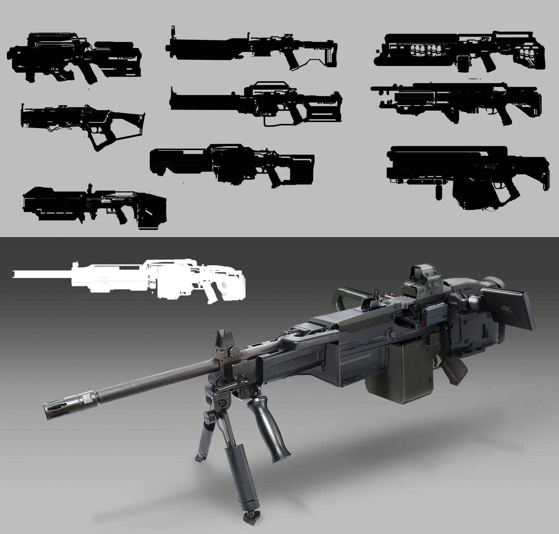 develop heavy machine guns - HD1920×1833