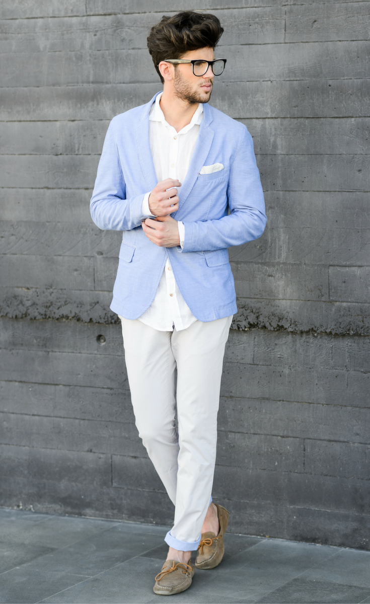 Fall men's fashion style. Classy business casual outfit for autumn ...