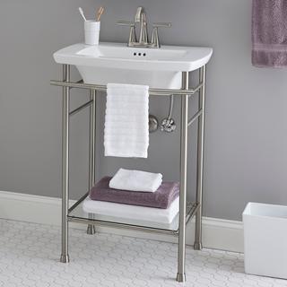 Edgemere Console Table Legs American Standard Console Sink Bathroom Sink Tops Small Bathroom